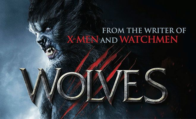 Contest: Win Wolves Movie Poster Autographed by David Hayter (Three Winners)