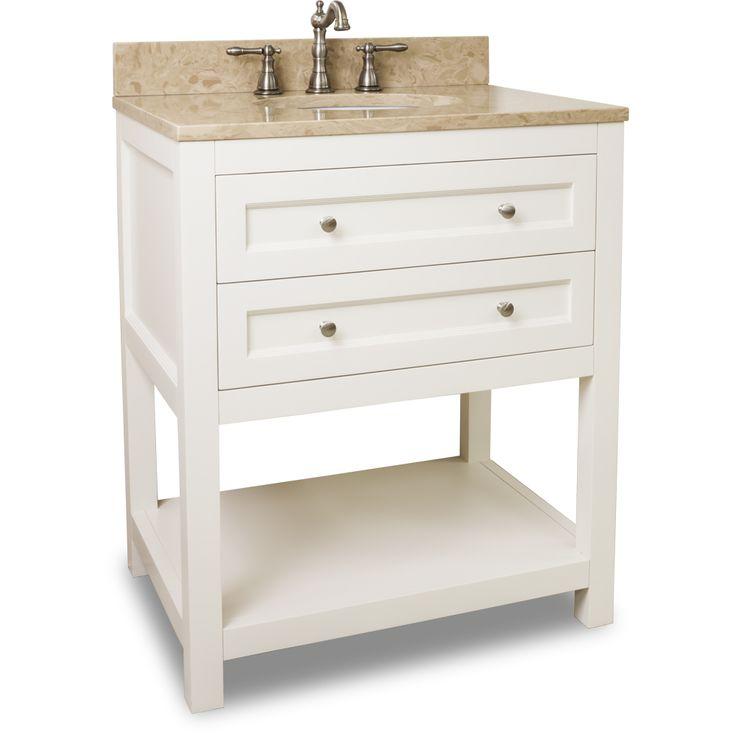 Best Bathroom Vanities With Stone Tops Images On Pinterest - Solid wood bathroom vanities without tops