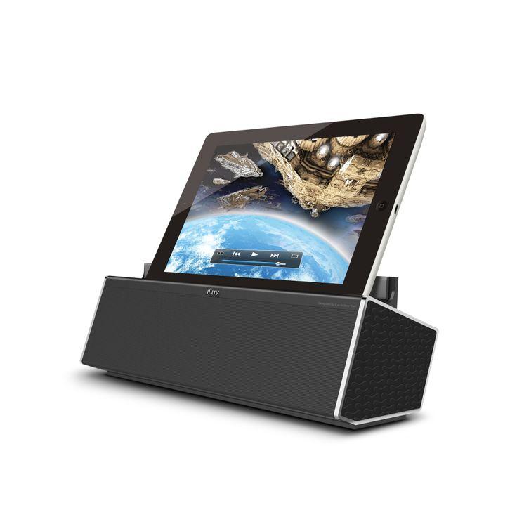 Mobeats HD Docking Station iPad / GALAXY Tab