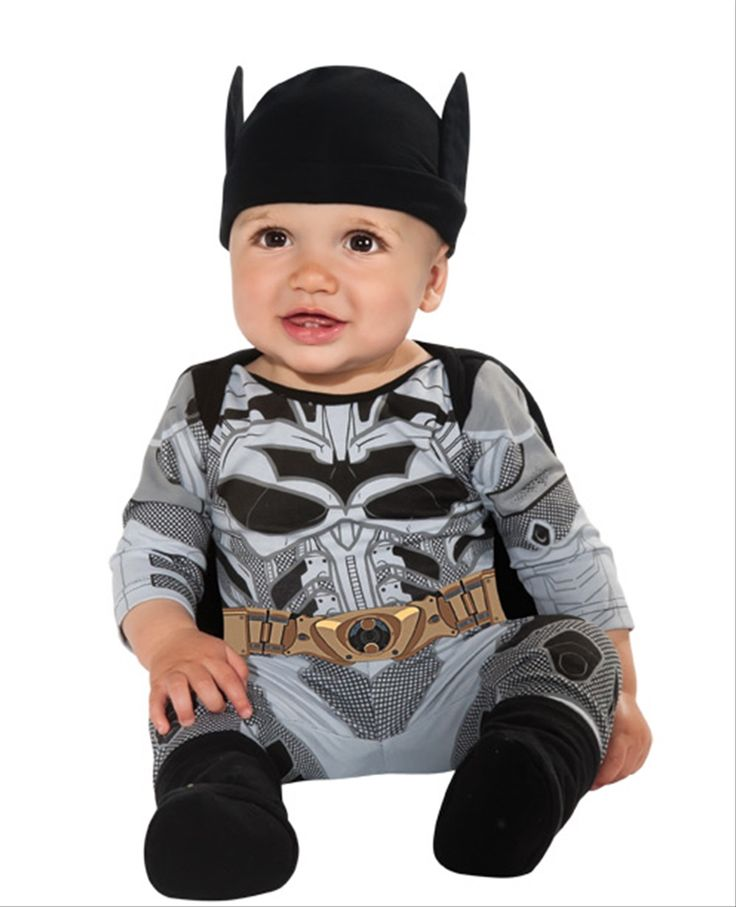 Cute Batman Dark Knight Onesie Costume