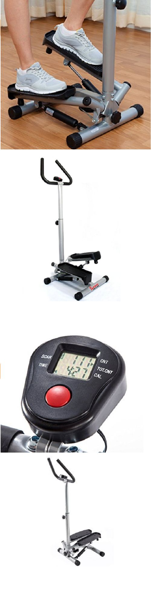 Stair Machines and Steppers 28062: Home Gym Exercise Machine Butt Thigh Toner Workout Fitness Equipment Adjustable -> BUY IT NOW ONLY: $79.95 on eBay!