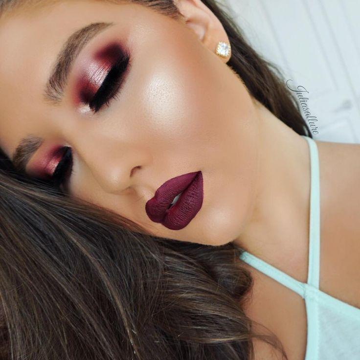 Liquid Lipstick: Mood #morphebrushes #morphe #lipstick #matte #liquidlipstick