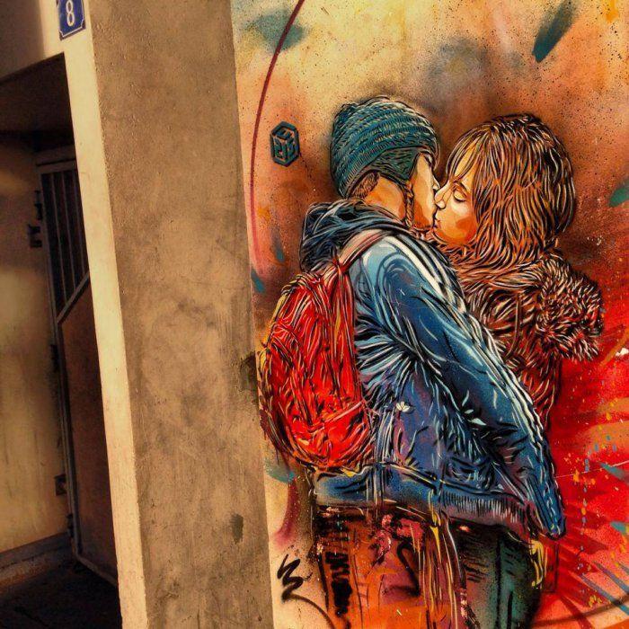 Уличное искусство из Парижа — ArtWorlds