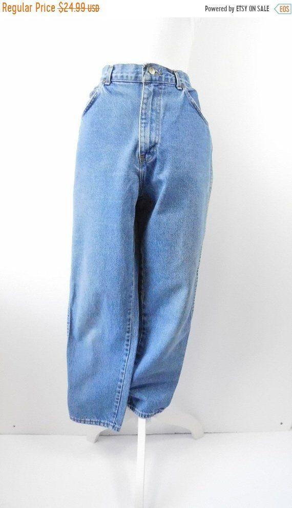 Sale 1990s Fall Blue 35Off Chic Denim Vintage Jeanswear Light Y6v7fgby