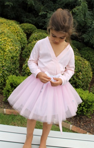 Candy Pink Ballerina Tutu by Alex & Ant - purely4kids