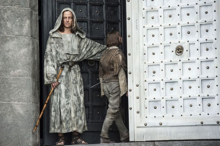 This theory suggests Jaqen is the Many Faced God. If he is, this could mean there are big things planned for Arya Stark in Game of Thrones.