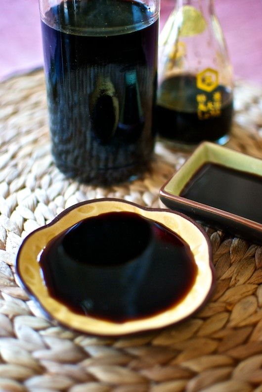 Salsa Teriyaki, receta japonesa con Thermomix