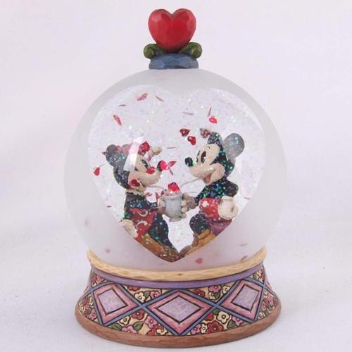 Sweetheart Sundays-Mickey And Minnie Soda Shop Waterball