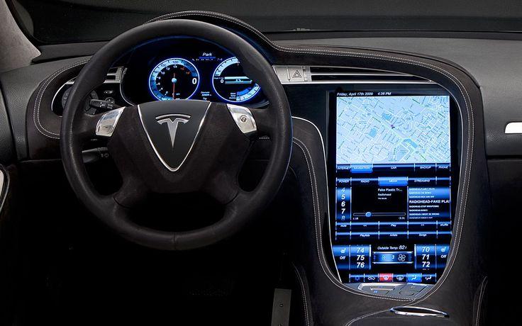 Tesla Motors Model S Price | 2012 Tesla Model S Interior ...