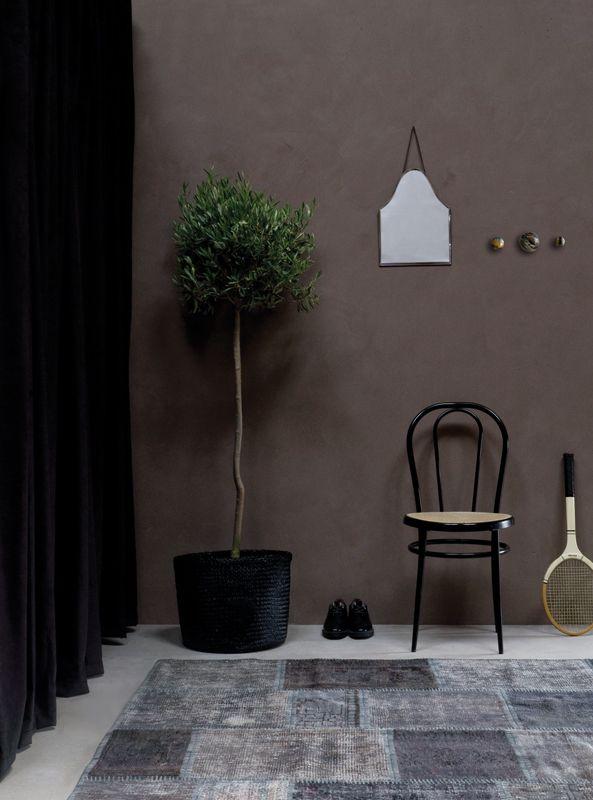 A.U Maison AW16. #aumaison #interior #homedecor #styling #danishdesign #hallway #rug #patchwork