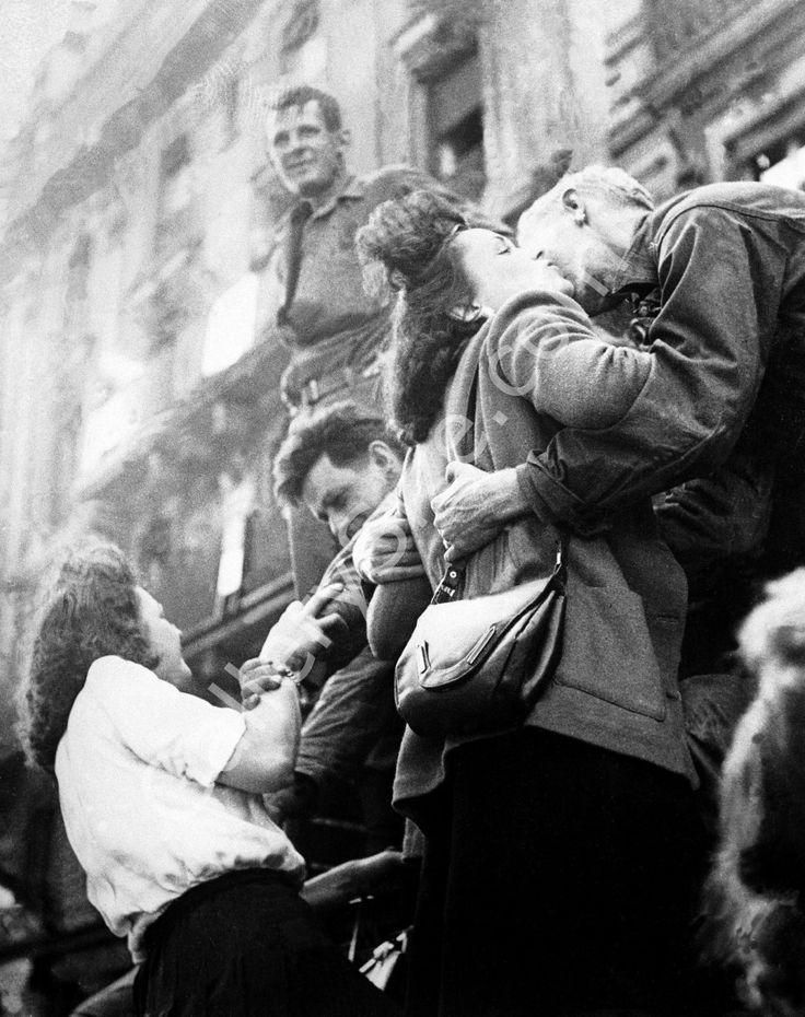 Libération de Paris. 24 Aout 1944