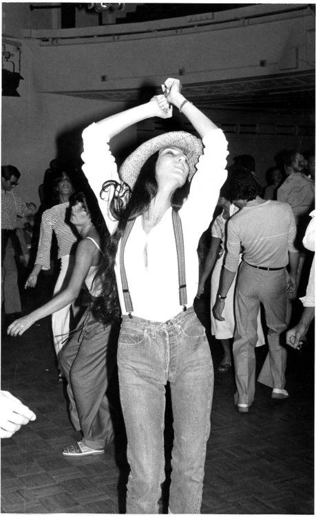 Cher, Studio 54, 1977