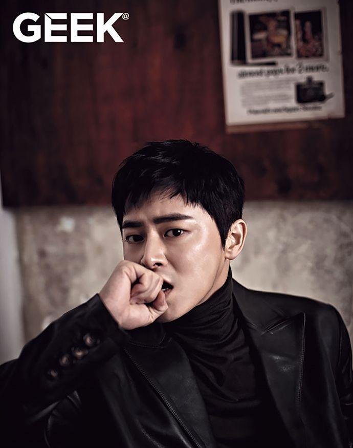 Jo Jung-seok // GEEK