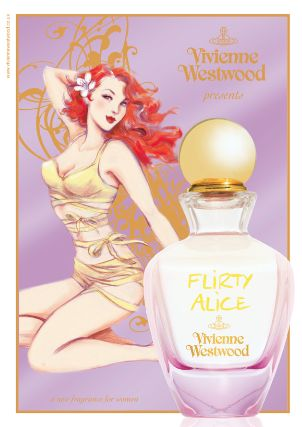 Vivienne Westwood Flirty Alice love this perfume x
