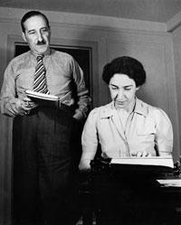 Stefan and Lotte Zweig in 1940. Stefan Zweig was an Austrian novelist, playwright, journalist and biographer. At the height of his literary career, in the 1920s and 1930s, he was one of the most popular writers in the world. Wes Anderson's film The Grand Budapest Hotel was based, in part, on Zweig's writings