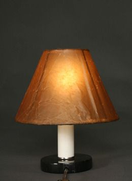 48 best lamp shades images on pinterest lamp shades lampshades 8 brown empire oil paper edison clip shade myrlg aloadofball Choice Image