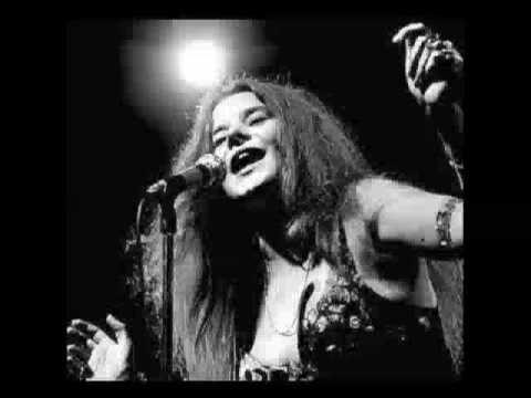 Janis Joplin - Mercedes Benz - Black Version Mixed