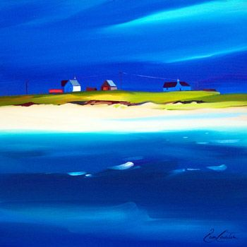 Scottish Artist Pam Carter