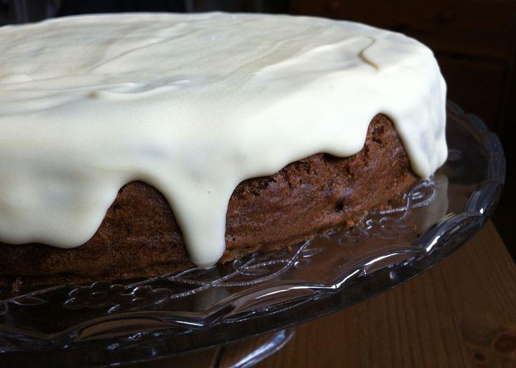 alpesi máktorta / alpine poppyseed cake