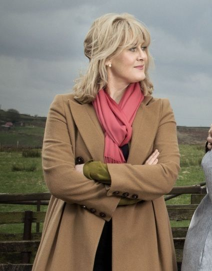 Last Tango in Halifax - Sarah Lancashire acts her socks off in this series...as Caroline