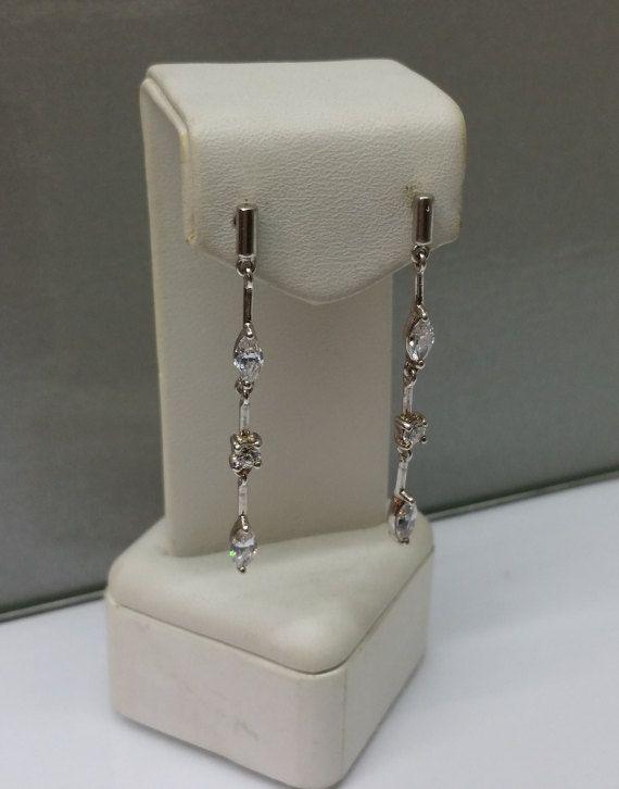 Ohrstecker Ohrringe Silber 925 Kristallstein SO160 von Schmuckbaron
