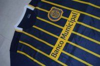 2016-17 Season Rosario Central Home Soccer Jersey [D589]