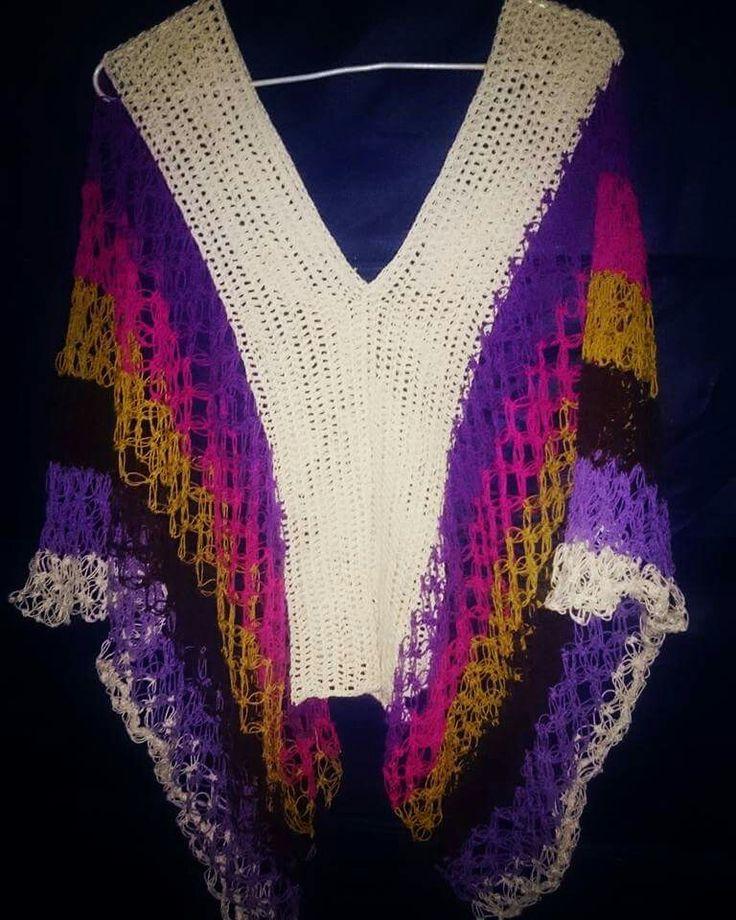 Tejido a crochet, en algodón!!!