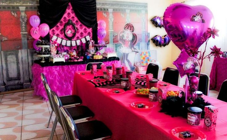 DRACULAURA - MONSTER HIGH  | CatchMyParty.com