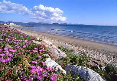 Follonica beaches, Maremma Tuscany
