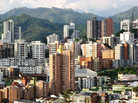 Sector del barrio Palermo