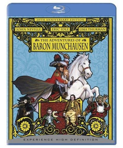 Sarah Polley & John Neville & Terry Gilliam-The Adventures of Baron Munchausen