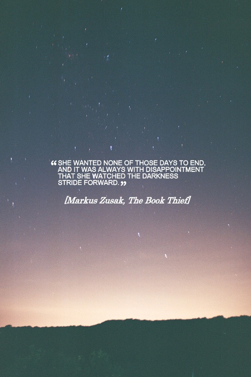 Markus Zusak - The Book Thief... one of my all time favorites.