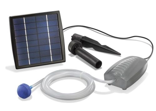 Oxigenador para acuarios y estanques Solar Air-S