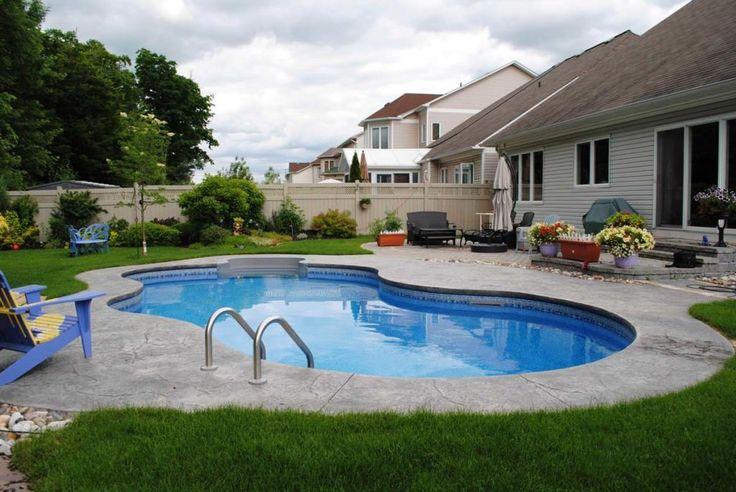 Best 25 above ground pool sale ideas on pinterest - Fiberglass swimming pool shells for sale ...