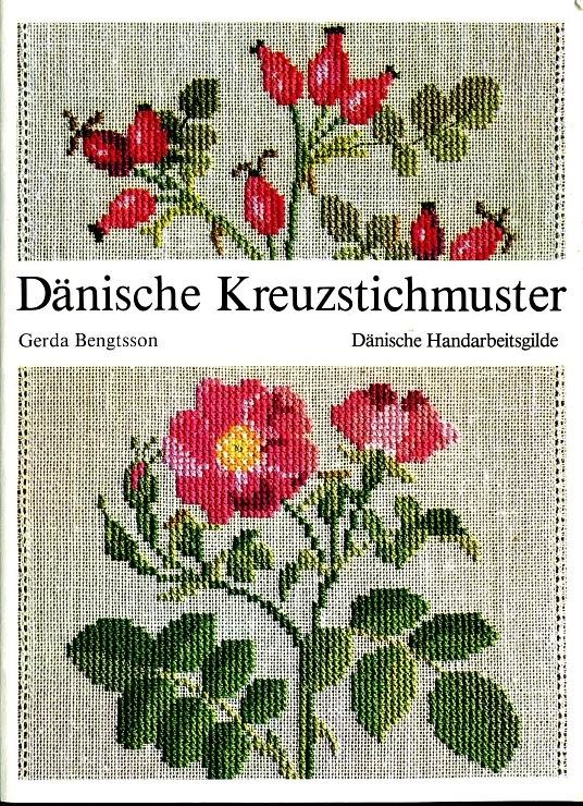Daenische Kreuzstichmustera by Gerda Bengtsson