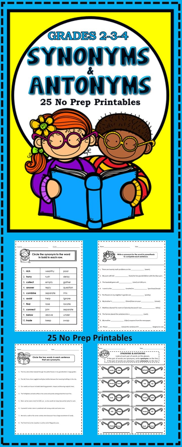 Worksheet Antonyms For Deep 1000 ideas about synonyms and antonyms on pinterest speech bulletin boards spelling grammar anchor charts