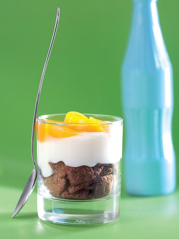 Sweet And Crunchy Breakfast Trifle