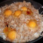 How to make homemade fried rice - a Chinese kitchen step-by-step *key is day old rice