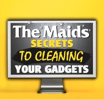 A not-so-fun fact: Tests have shown that mobile gadgets can have more bacteria than in the bathroom. Since your gadgets spend a lot of time in your hands, and by your face, follow these tips to keeping your gadgets free. #cleaning #DIYcleaning #electronics #technology