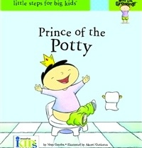 Prince of the Potty Story #poshprezzi