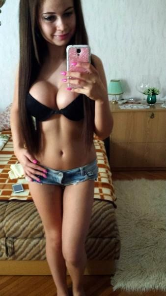 Selfies brunette teen girls in skirts sorry