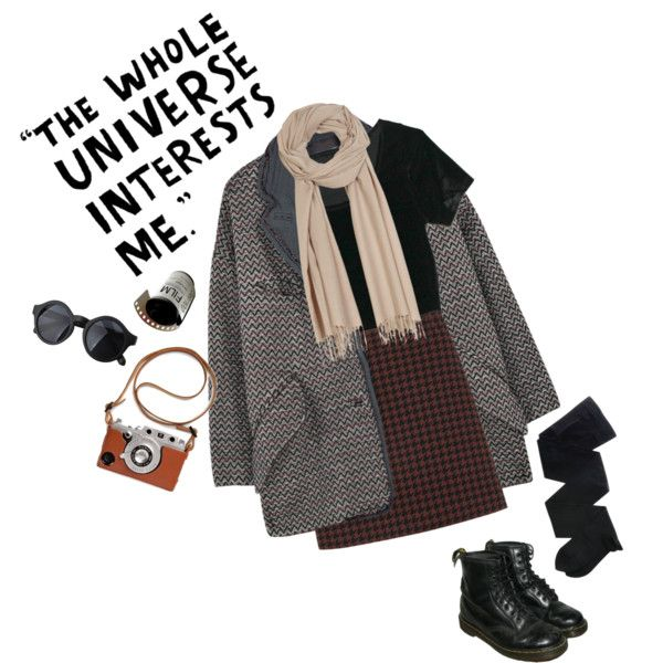 time to save the universe by junk-food on Polyvore featuring мода, Isabel Marant, Mulberry, Gerbe, Dr. Martens and ...Lost