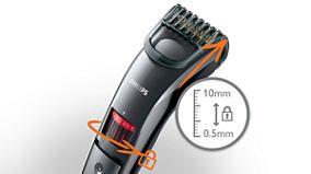 Philips Aparat de tuns barba Philips QT4015/16 120 RON evomag