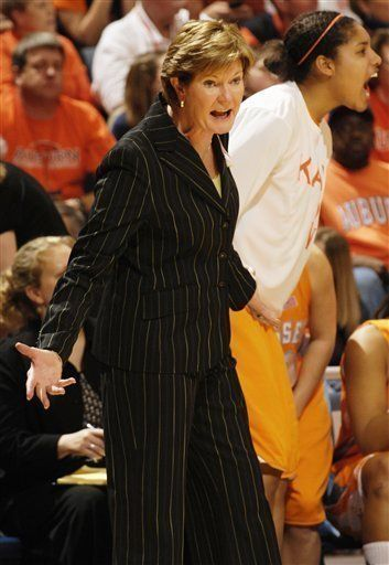 The face of women's basketball