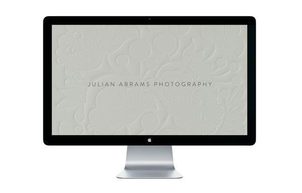 Julian Abrams by Two Times Elliott , via Behance
