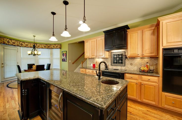 Light Colored Granite Basement Traditional with Country Home Household Cleaning Products