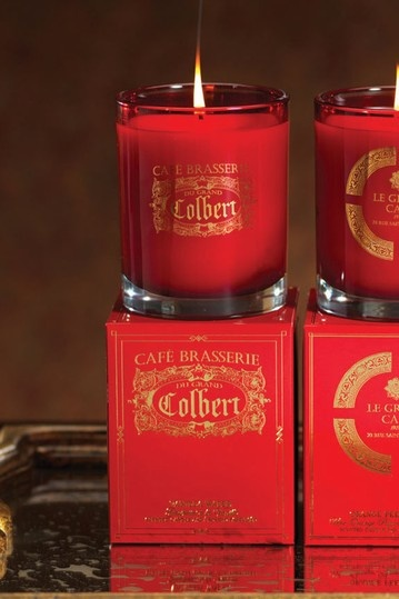 Cafe Brasserie du Grand Colbert Wax Filled Jar - Vanilla ; other scents available