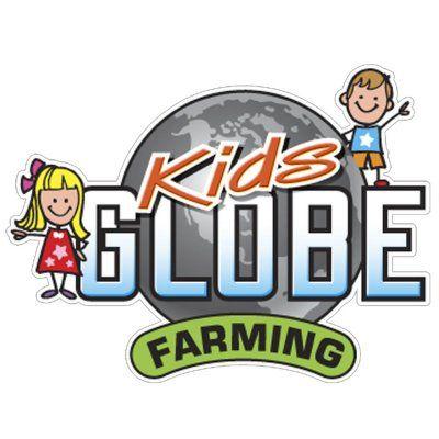 Serie Kids Globe Farming bestaat uit mooie tractoren, houten schuren en verschillende boerderijdieren!