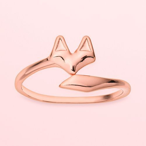 LC Lauren Conrad Runway Collection Fox Open Ring