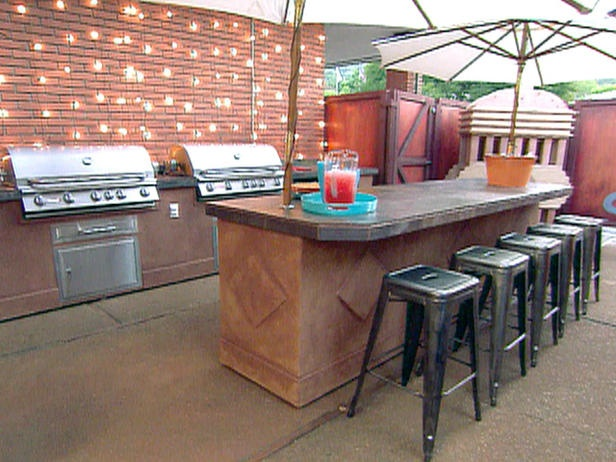 413 best images about outdoor bar grill on pinterest for Balcony grill and bar